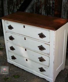 White Dresser With Wood Top by 1000 Images About Dressers Into Bathroom Vanities On