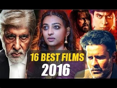 film india recommended 16 best bollywood movies of 2016 youtube