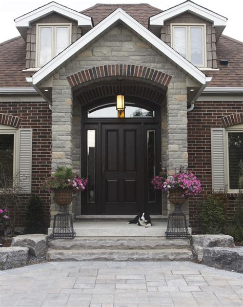 The 6 Absolute Best Paint Colors For Your Front Door Traditional Front Door Colors