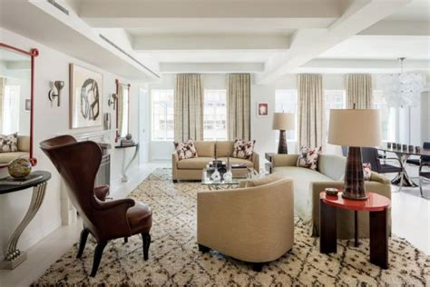 Decorating Ideas Pre War Apartment Expansive And Glamorous Apartment In A Pre War Building