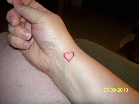 heartbeat wrist tattoo heart tattoos designs ideas and meaning tattoos for you