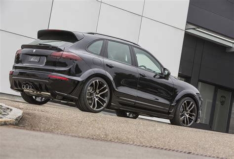 porsche lumma lumma design porsche cayenne received numerous upgrades