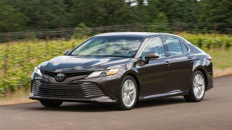 toyota camry 2018 toyota camry hybrid review caradvice