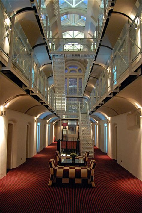 theme hotel oxford a dutch prison turned into a luxury hotel more pics in