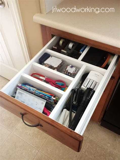 narrow junk drawer organizer diy saturday junk drawer organization ideas junk drawer