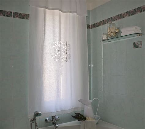 tendaggi bagno tendaggi per bagno tende a pacchetto in lino o misto lino