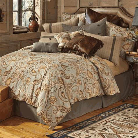 Navy Blue King Comforter Rustic Bedding Sundance Spring Bedding Collection Black