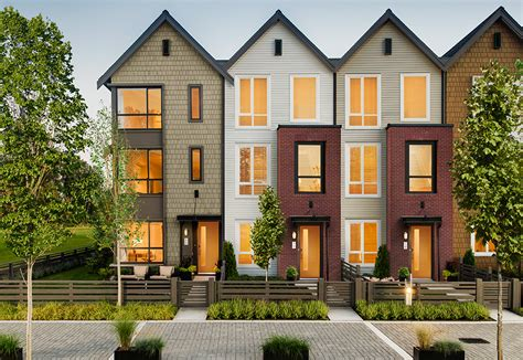 row homes mosaic fremont indigo rowhomes for sale coquitlam real
