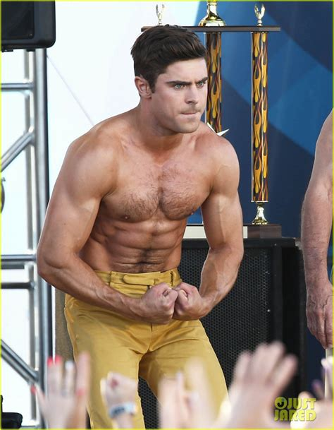 Tarek El Moussa by Full Sized Photo Of Zac Efron Shirtless Baywatch Movie 28