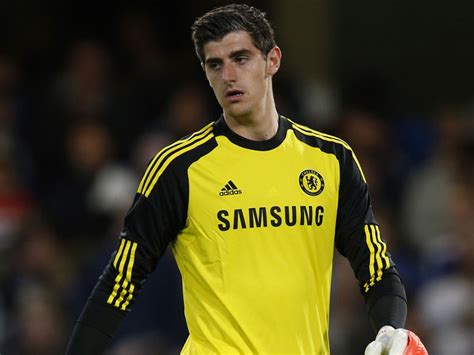 chelsea keeper thibaut courtois chelsea player profile sky sports