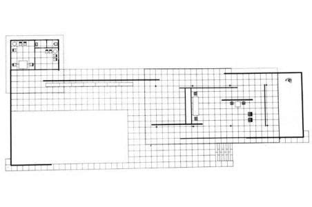 mies der rohe barcelona pavillon grundriss 68 best print mies plans images on ludwig