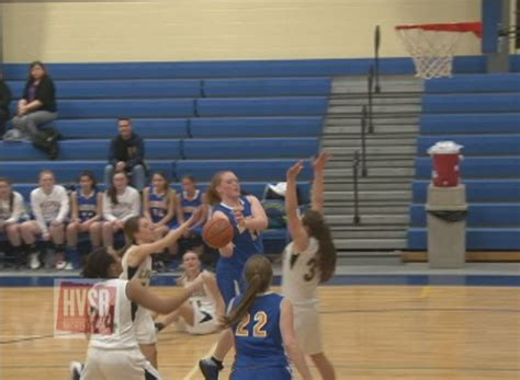 section one basketball section one girls basketball video mahopac stuns lourdes