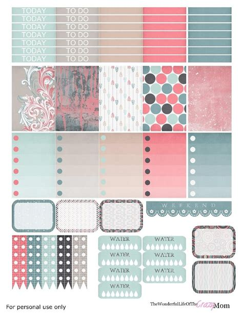 free printable planner art 25 best ideas about printable planner stickers on