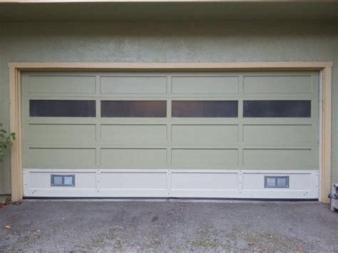 Garage Door Bottom Panel Replacement Wood Door Bottom Panel Replacement General Garage Door