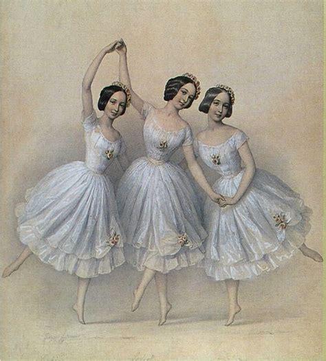 imagenes vintage ballet 46 mejores im 225 genes de marie taglioni en pinterest