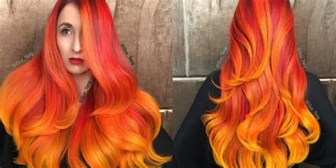 pheonix hairshow pheonix hairshow haircolor how to fiery phoenix by