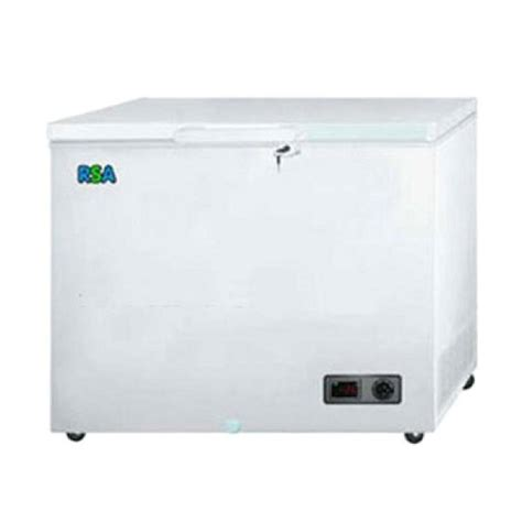 Harga Freezer Rsa harga jual rsa cf 450 chest freezer 450l sejuk elektronik