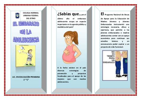 preguntas importantes acerca del bullying 2 186 trabajo triptico de embarazo en adolescentes