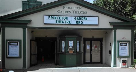 Princeton Garden Theatre by 16 Of The Best Theaters In New Jersey