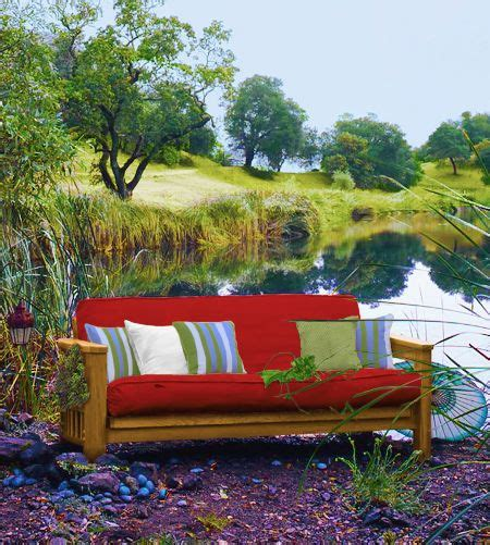 Outdoor Futon Cushion by Outdoor Futon Cushion Bm Furnititure