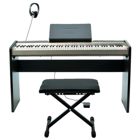 piano stand and bench casio privia px 120 piano stand and bench at gear4music
