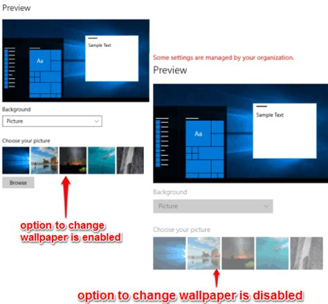 wallpaper changer software for windows 10 how to disable desktop wallpaper change in windows 10