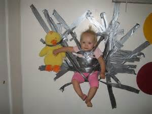 does black friday have the best deals kids taped on the wall with duct tape photos funny