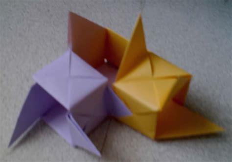 Origami L - origami fractals