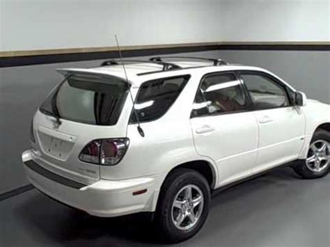 lexus rx300 2002 lexus rx 300 coach edition available at lexus of