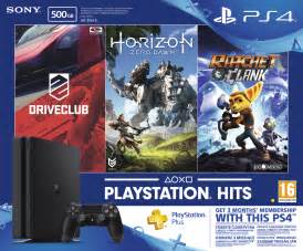 Playstation 3 Hits by The Playstation Hits Bundle Playstation 4 Hardware For