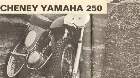 Alert Stopl Premium Led Sen Yamaha Mx King 1971 cheney yamaha 250 chassis conversion for the dt1