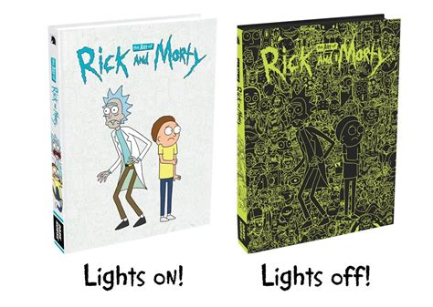 the art of rick rick and morty fans need this book on their coffee table
