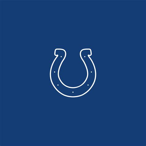 colts colors wallpapers with the indianapolis colts team logo