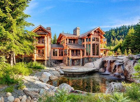 log home mansions log mansion my house pinterest cabin logs and house