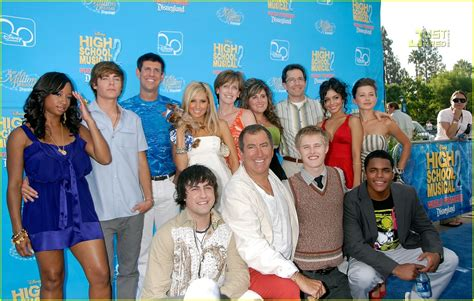 high school musical 2 tisdale high school musical 2 premiere photo 531351 tisdale lucas grabeel