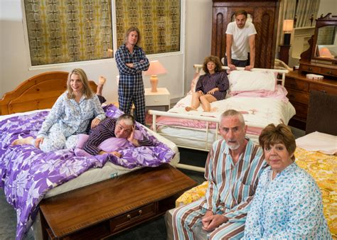 cast of in the bedroom reviive supports sdc s forthcoming production of bedroom farce
