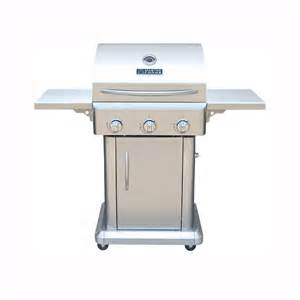 master forge stainless steel 3 burner 36 000 btu liquid