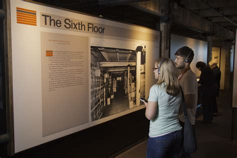 6 Floor Museum by F Kennedy And The Memory Of A Nation The Sixth