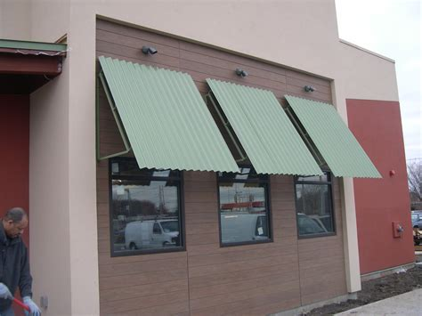 industrial awnings commercial metal awning 28 images metal awnings