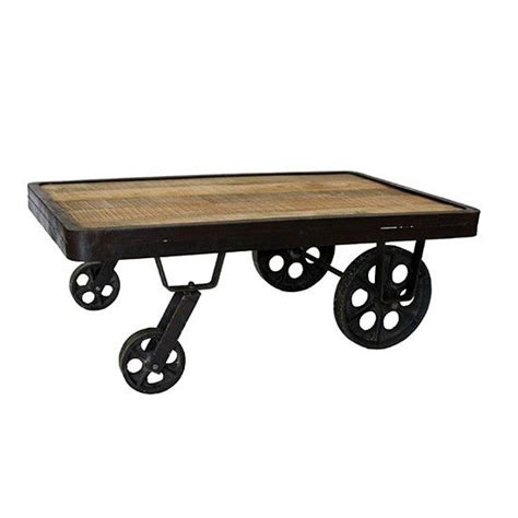 Furniture Cart Coffee Table Pin By Tomasz Czarnowski On Reclaimed Wood Furniture