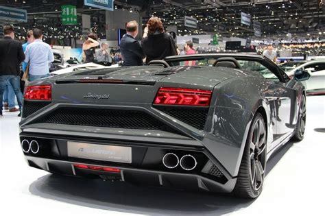 Lamborghini Gallardo Spyder Top Speed 2013 Lamborghini Gallardo Lp560 4 Spyder Review Top Speed