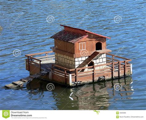 house over water small house over the water stock photo image 3403590
