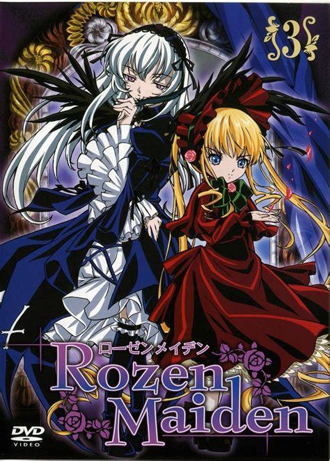 rozen maiden rozen maiden dvd rozen maiden photo 7009890 fanpop