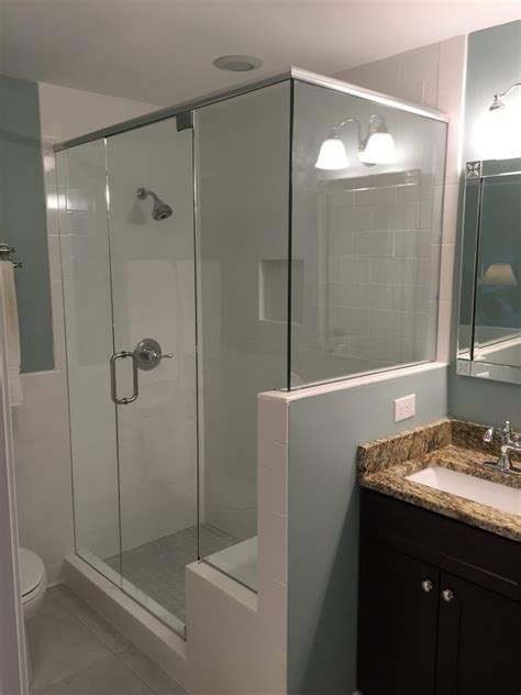 Shower Door Header Frameless Showers With Header Frameless Shower Doors