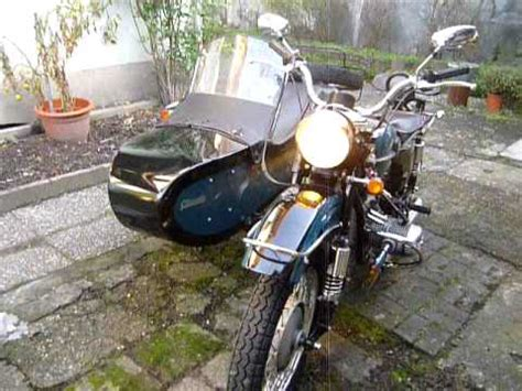 Ural Motorrad Sound by Mein Erstes Mal Gespann Fahren Doovi