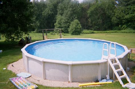 above ground swim pools removed swimming pool fill in