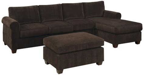 sofa ottoman chaise couch with chaise