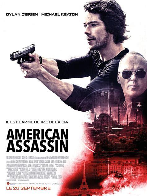 film action americain 2017 american assassin film 2017 allocin 233