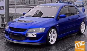 Mitsubishi Lancer Evo Modified Modified Mitsubishi Lancer Evo 8 2003 Modified Cars