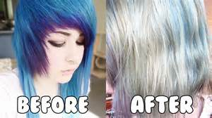 does permanent hair color fade how to remove semi permanent hair dye c no
